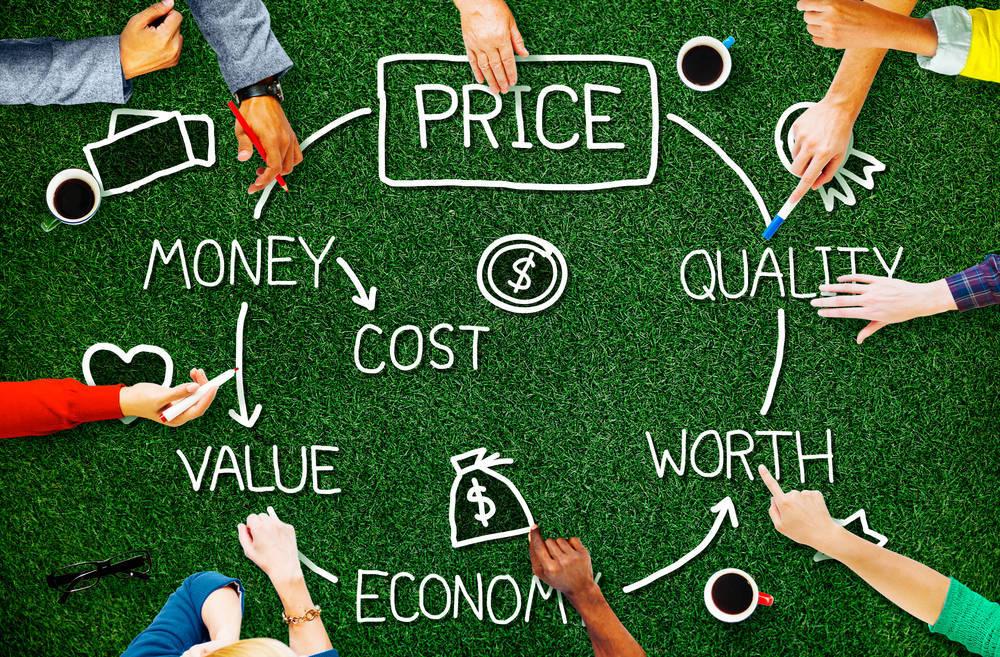 Desglose de precio: procedencia, calidad, marca y diseño