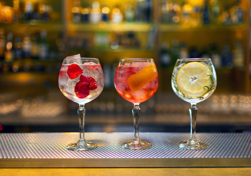 Giona, la marca de los gin tonics son clase