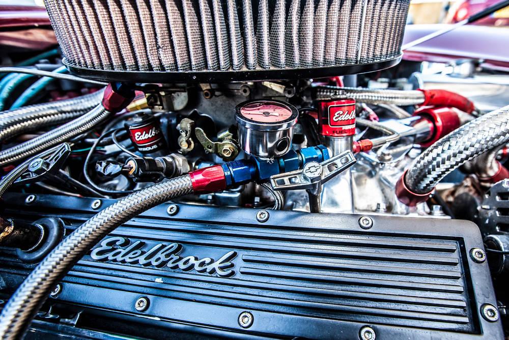 Los motores reconstruidos