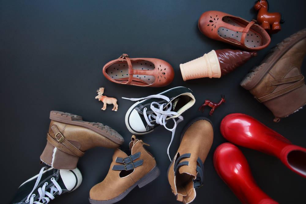 Zapatos infantiles, la reinvención