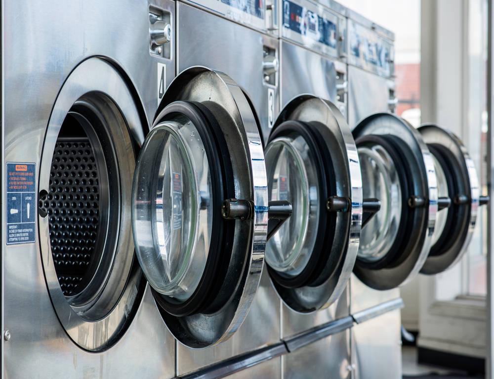 Los beneficios de la lavandería automática