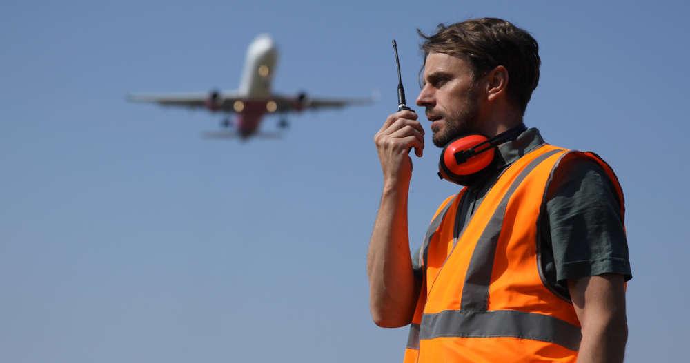 Los servicios relacionados con la aviación, de la máxima calidad