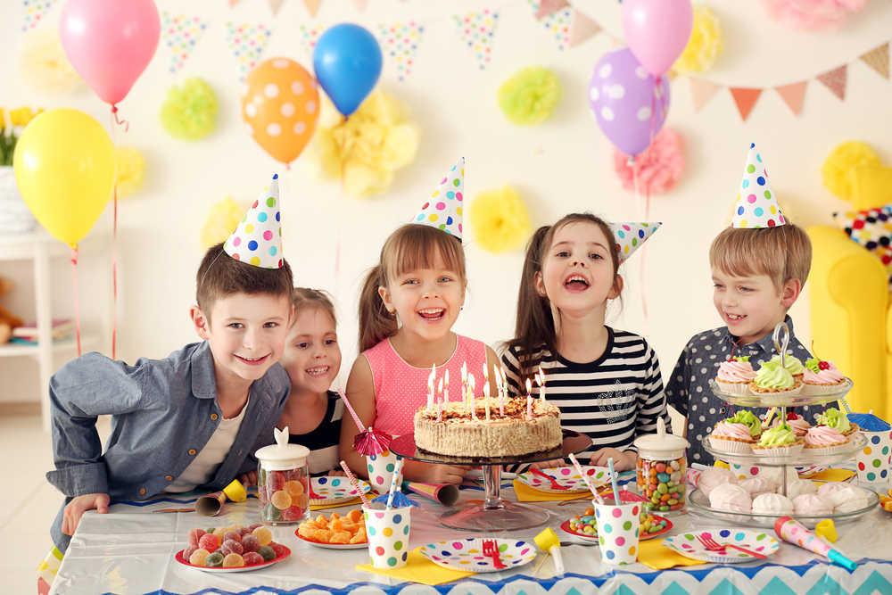 Las mejores fiestas de cumpleaños para niños