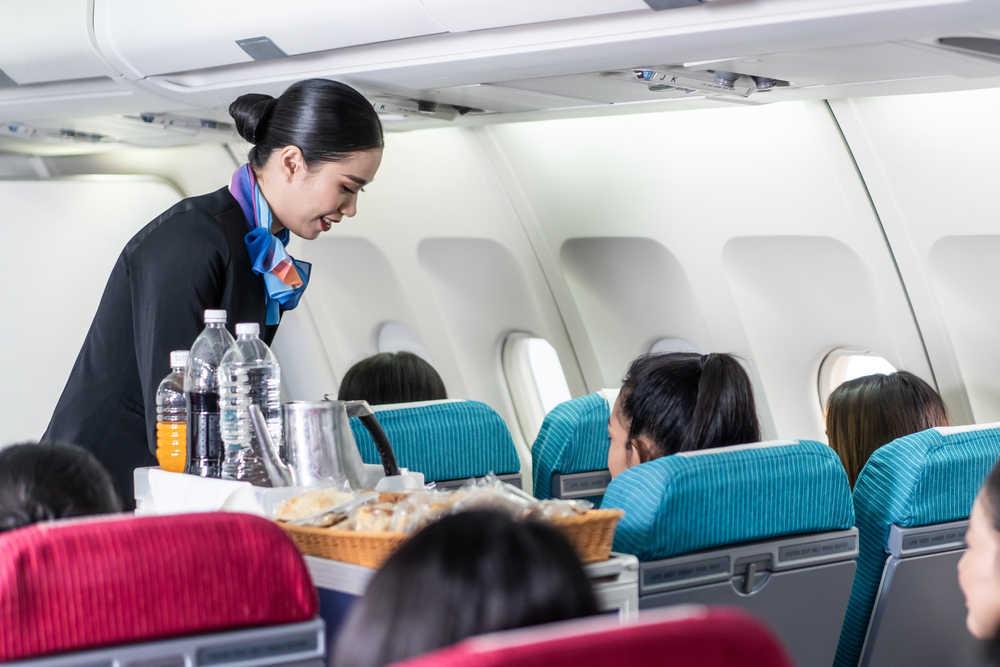 Las aerolíneas nos ofrecen cada vez más servicios de calidad