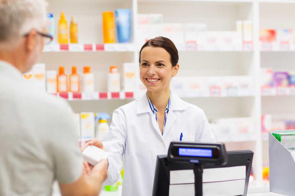 La solución para una buena marcha de una farmacia