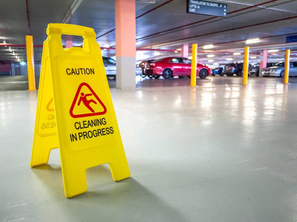 Guía paso a paso para limpiar tu parking a profundidad